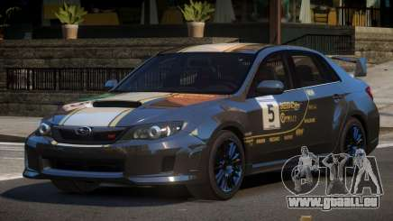 Subaru Impreza D-Tuned L4 pour GTA 4
