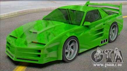 1987 Pontiac Firebird Custom für GTA San Andreas