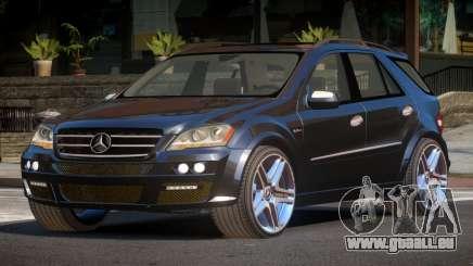 Mercedes ML63 B-Style für GTA 4