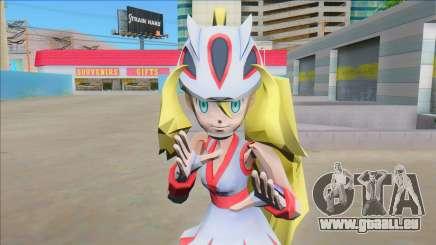 Korrina from Pokemon Masters pour GTA San Andreas