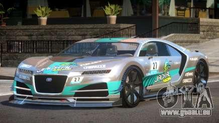 Truffade Nero Custom L8 pour GTA 4