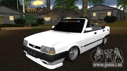 Tofas Dogan Cabrio pour GTA San Andreas