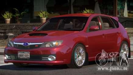 Subaru Impreza WRX STI R-Tuning pour GTA 4