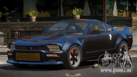 Ford Mustang Aggressive Style pour GTA 4