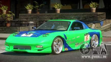 Mazda RX7 L-Tuned L5 für GTA 4