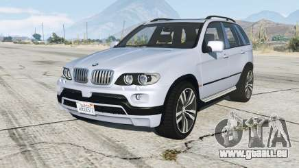 BMW X5 4.8is (E53) 2005 pour GTA 5