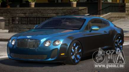 2010 Bentley Continental GT für GTA 4