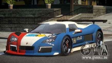 Gumpert Apollo Drift L4 für GTA 4