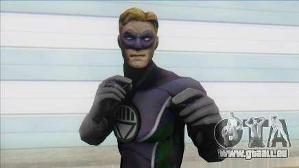 Black Lantern Hal Jordan pour GTA San Andreas