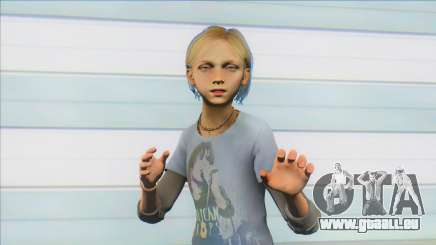 Sarah Miller - The Last of Us pour GTA San Andreas