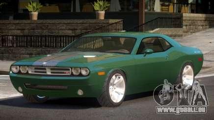 Dodge Challenger SP pour GTA 4