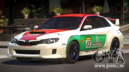 Subaru Impreza D-Tuned L1 pour GTA 4