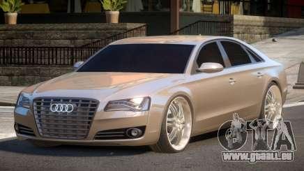 Audi A8 D4 pour GTA 4