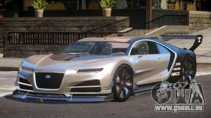 Truffade Nero Custom L1 pour GTA 4