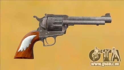 Resident Evil 2 Remake Ruger Blackhawk Magnum für GTA San Andreas