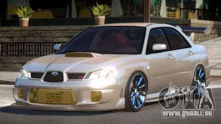 Subaru Impreza STI R-Tuned für GTA 4