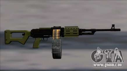 GTA V Shrewsbury MG Green Default clip für GTA San Andreas