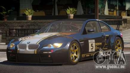 2009 BMW M3 GT2 L8 für GTA 4