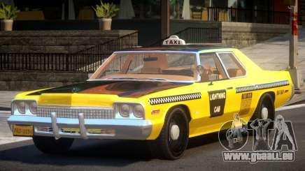 Dodge Monaco Taxi V1.1 pour GTA 4