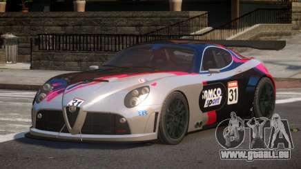 2007 Alfa Romeo 8C L9 für GTA 4