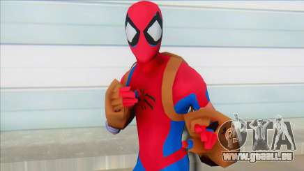Spider-Man PS4 Spider-Clan Suit pour GTA San Andreas