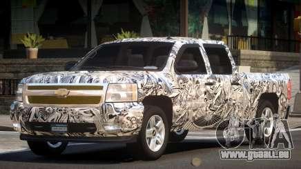 Chevrolet Silverado GST 1500 L4 für GTA 4