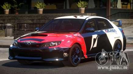 Subaru Impreza D-Tuned L3 pour GTA 4