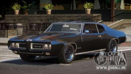 Pontiac GTO GS für GTA 4
