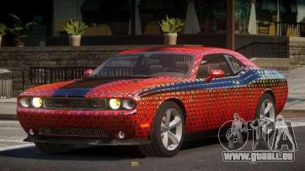 Dodge Challenger R-Tuned L9 pour GTA 4
