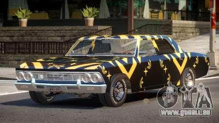 1964 Chevrolet Chevelle L7 für GTA 4