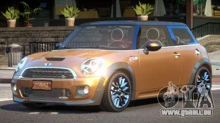 Mini Cooper HK für GTA 4