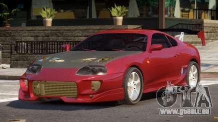 Toyota Supra S-Tuned pour GTA 4