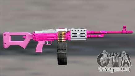 GTA V Shrewsbury MG Pink Default clip pour GTA San Andreas