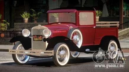 Ford Model A V1.0 pour GTA 4