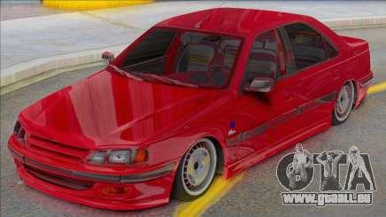 Peugeot Pars (v2) (ivf) pour GTA San Andreas