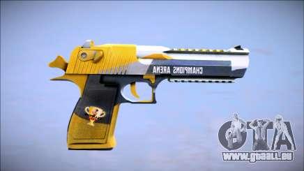 Champions Arena (Desert Eagle) pour GTA San Andreas