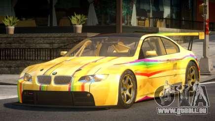 2009 BMW M3 GT2 L7 für GTA 4