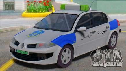 Renault Megane Police pour GTA San Andreas