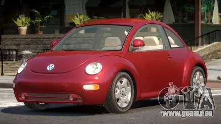 2008 Volkswagen New Beetle für GTA 4