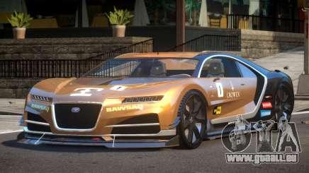 Truffade Nero Custom L2 pour GTA 4