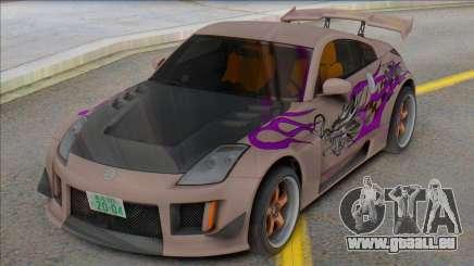 Rachels Nissan 350Z für GTA San Andreas