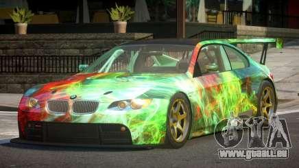 2009 BMW M3 GT2 L5 für GTA 4