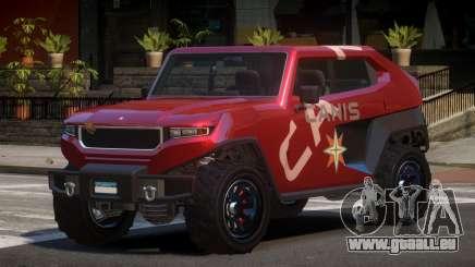 Canis Freecrawler L1 für GTA 4