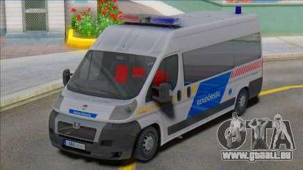Peugeot Boxer Ambulance für GTA San Andreas