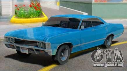1967 Impala [SA Style] pour GTA San Andreas