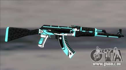 AK47 Monarch pour GTA San Andreas