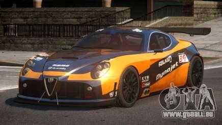 2007 Alfa Romeo 8C L1 für GTA 4