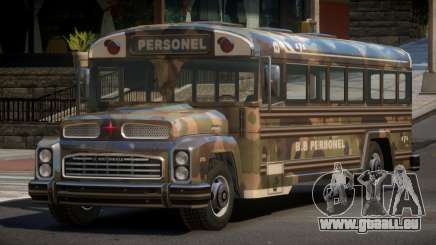 School Bus from FlatOut 2 PJ pour GTA 4