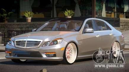 Mercedes Benz E63 A-Style für GTA 4