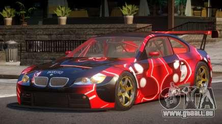 2009 BMW M3 GT2 L3 für GTA 4